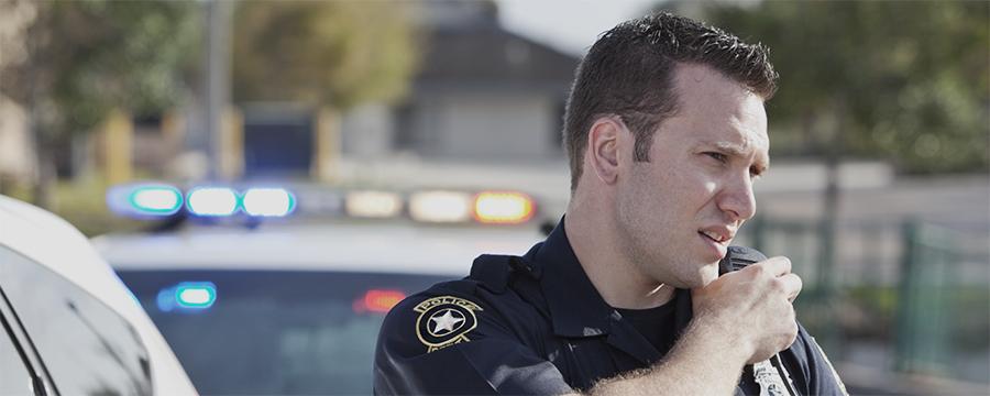 law enforcement communication